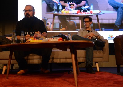 Fun and Serious Game Festival 2019 domingo  tarde (76)