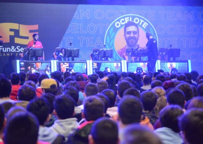 Fun and Serious Game Festival 2019 sabado mañana (111)