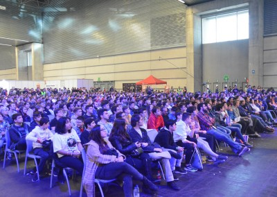 Fun and Serious Game Festival 2019 sabado mañana (114)