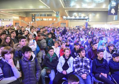 Fun and Serious Game Festival 2019 sabado mañana (115)