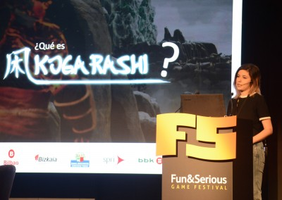 Fun and Serious Game Festival 2019 sabado mañana (125)
