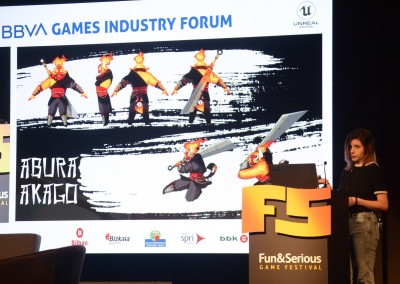 Fun and Serious Game Festival 2019 sabado mañana (127)