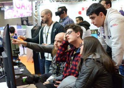 Fun and Serious Game Festival 2019 sabado mañana (136)