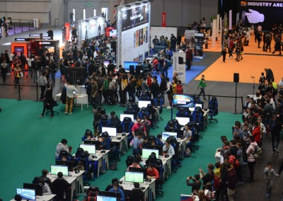 Fun and Serious Game Festival 2019 sabado mañana (154)