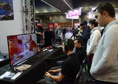 Fun and Serious Game Festival 2019 sabado mañana (62)
