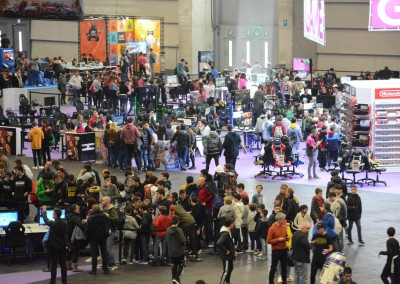 Fun and Serious Game Festival 2019 sabado mañana (65)