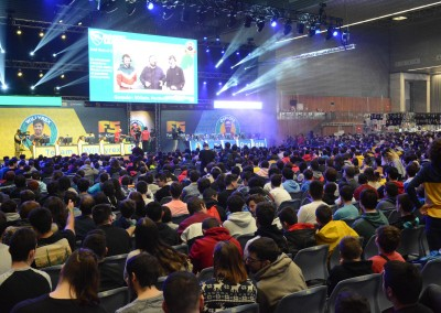 Fun and Serious Game Festival 2019 sabado mañana (92)