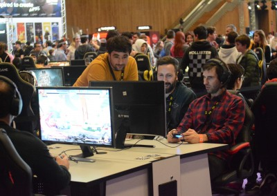 Fun and Serious Game Festival 2019 sabado tarde (58)
