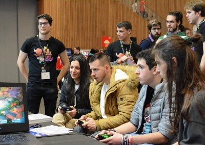 Fun and Serious Game Festival 2019 viernes mañana (33)