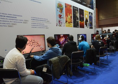 Fun and Serious Game Festival 2019 viernes mañana (48)