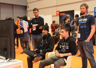 Fun and Serious Game Festival 2019 viernes mañana (50)