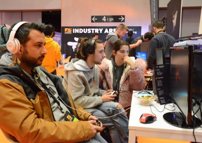 Fun and Serious Game Festival 2019 viernes mañana (55)