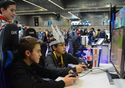 Fun and Serious Game Festival 2019 viernes mañana (65)