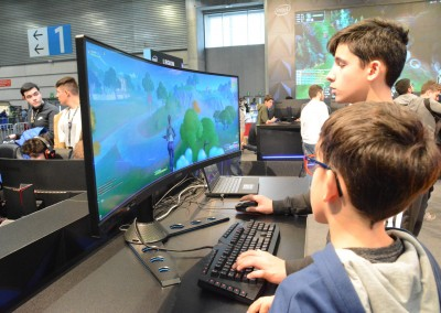 Fun and Serious Game Festival 2019 viernes mañana (80)