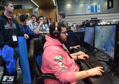 Fun and Serious Game Festival 2019 viernes mañana (81)