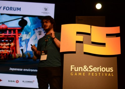 Fun and Serious Game Festival 2019 viernes tarde (119)