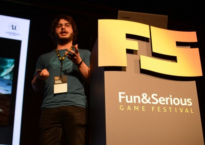 Fun and Serious Game Festival 2019 viernes tarde (120)