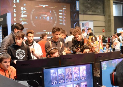 Fun and Serious Game Festival 2019 viernes tarde (14)