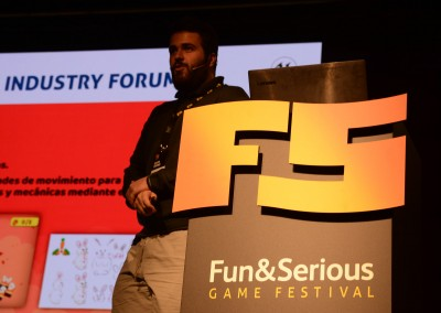 Fun and Serious Game Festival 2019 viernes tarde (29)
