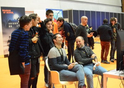 Fun and Serious Game Festival 2019 viernes tarde (80)