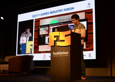 Fun and Serious Game Festival 2019 viernes tarde (88)