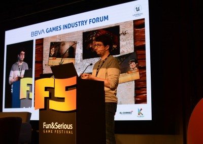 Fun and Serious Game Festival 2019 viernes tarde (91)