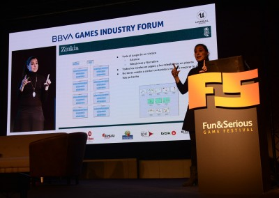 Fun and Serious Game Festival 2019 viernes tarde (99)